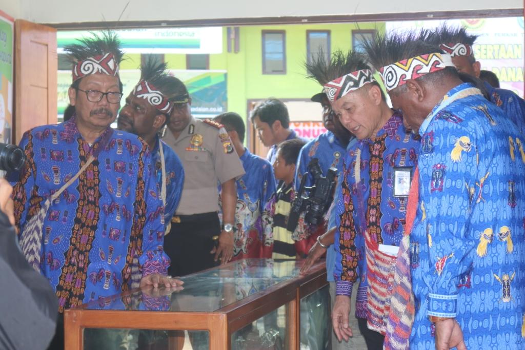 Rumah Peradaban Festival Danau Sentani