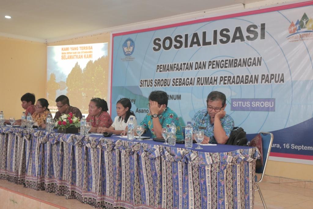 Sosialisasi Situs Gunung Srobu 14