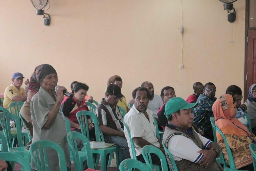 Sosialisasi Pemanfaatan dan Pengembangan Situs Srobu
